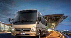 Hyundai New County thế hệ mới có giá 1,395 tỷ tại Việt Nam