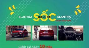 Khuyến mãi sốc dành cho Hyundai Elantra