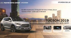 Trưng bày & Giới thiệu Hyundai Tucson & Hyundai Elantra 2019