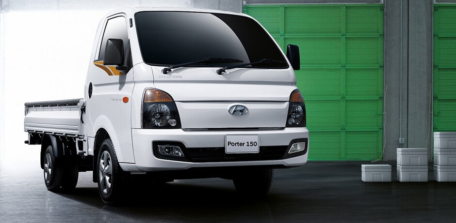 new porter H150