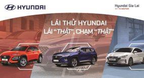"""Trải nghiệm Hyundai LÁI """"THẬT"""", CHẠM """"THẬT"""""""
