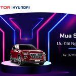 Khuyến mãi ngay 25 triệu khi mua Hyundai Santafe tại Hyundai Gia Lai