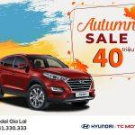 Hyundai Gia Lai Khuyến mãi Hyundai Tucson lên đến 40 triệu tháng 09